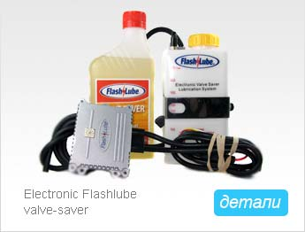 ELECTRONIC FLASHLUBE VALVE-SAVER